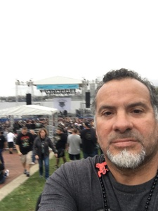 Harold A attended Rock Allegiance - Alternative Rock on Oct 6th 2018 via VetTix