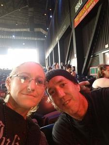 Raymond attended Rock Allegiance - Alternative Rock on Oct 6th 2018 via VetTix