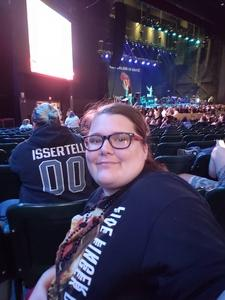 Haley attended Rock Allegiance - Alternative Rock on Oct 6th 2018 via VetTix