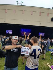 Jimmy attended Rock Allegiance - Alternative Rock on Oct 6th 2018 via VetTix
