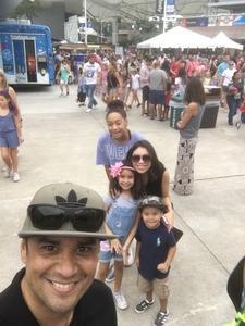Abraham attended Kidz Bop 9. 23. 18 @ Cwmp - Houston, Tx on Sep 23rd 2018 via VetTix