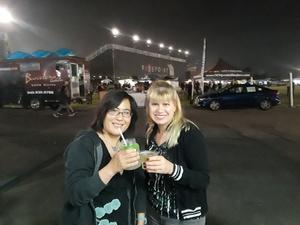 Sharon attended Klos Presents: Deep Purple and Judas Priest on Sep 27th 2018 via VetTix