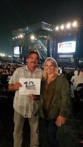 Cathy attended Klos Presents: Deep Purple and Judas Priest on Sep 27th 2018 via VetTix