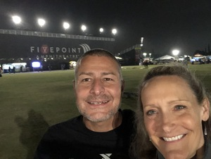 Anthony attended Klos Presents: Deep Purple and Judas Priest on Sep 27th 2018 via VetTix