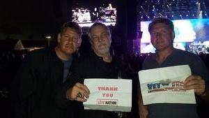Daniel attended Klos Presents: Deep Purple and Judas Priest on Sep 27th 2018 via VetTix