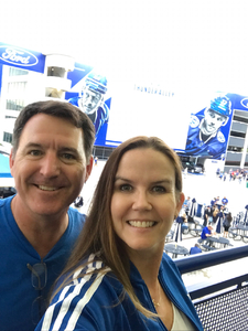 James attended Tampa Bay Lightning vs. Florida Panthers - NHL Preseason on Sep 25th 2018 via VetTix