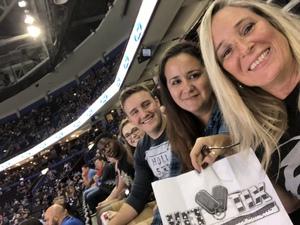 Ron attended Tampa Bay Lightning vs. Florida Panthers - NHL Preseason on Sep 25th 2018 via VetTix