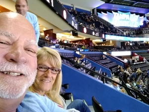 Alan attended Tampa Bay Lightning vs. Florida Panthers - NHL Preseason on Sep 25th 2018 via VetTix