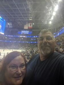 Ed attended Tampa Bay Lightning vs. Florida Panthers - NHL Preseason on Sep 25th 2018 via VetTix
