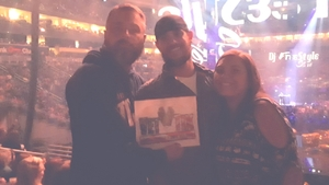 David attended Justin Timberlake - the Man of the Woods Tour - Pop on Sep 25th 2018 via VetTix