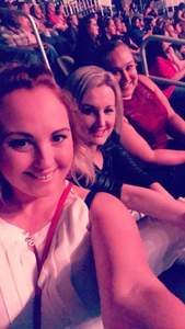 Jaymes attended Justin Timberlake - the Man of the Woods Tour - Pop on Sep 25th 2018 via VetTix