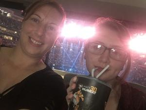 Vicki attended Justin Timberlake - the Man of the Woods Tour - Pop on Sep 25th 2018 via VetTix