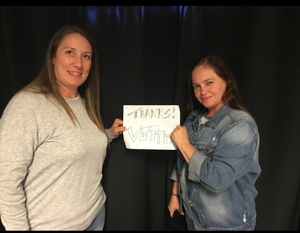 CPT LIa Cimini attended Justin Timberlake - the Man of the Woods Tour - Pop on Sep 25th 2018 via VetTix