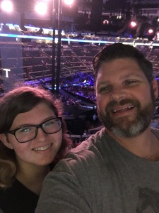 Mark attended Justin Timberlake - the Man of the Woods Tour - Pop on Sep 25th 2018 via VetTix