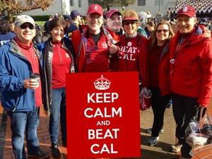 John attended University of California Berkeley Golden Bears vs. Stanford - NCAA Football on Dec 1st 2018 via VetTix