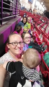 Stacy attended PBR Real Time Pain Relief Velocity Finals - Friday on Nov 2nd 2018 via VetTix
