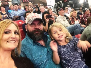 Patrick attended PBR Real Time Pain Relief Velocity Finals - Friday on Nov 2nd 2018 via VetTix