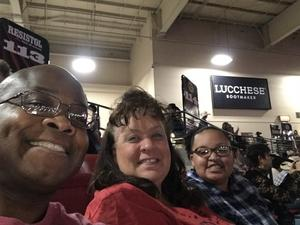 Terrence attended PBR Real Time Pain Relief Velocity Finals - Friday on Nov 2nd 2018 via VetTix