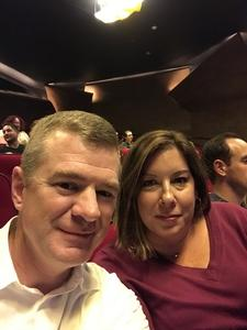 Chris attended Modest Mouse on Oct 6th 2018 via VetTix