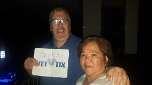 carl attended Keith Urban: Graffiti U World Tour on Sep 27th 2018 via VetTix
