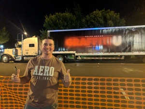 Joshua attended Keith Urban: Graffiti U World Tour on Sep 27th 2018 via VetTix