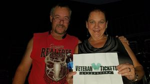 Russell attended Keith Urban: Graffiti U World Tour on Sep 27th 2018 via VetTix