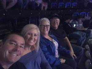 Jerry attended Keith Urban: Graffiti U World Tour on Sep 27th 2018 via VetTix