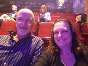 Jean attended Lord of the Dance - Dangerous Games - Dance on Oct 20th 2018 via VetTix