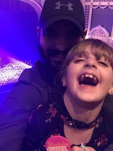 Brandon attended Lord of the Dance - Dangerous Games - Dance on Oct 20th 2018 via VetTix