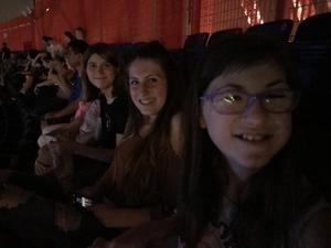Laura attended Ed Sheeran: 2018 North American Stadium Tour - Pop on Oct 6th 2018 via VetTix
