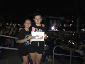 Travis attended Ed Sheeran: 2018 North American Stadium Tour - Pop on Oct 6th 2018 via VetTix