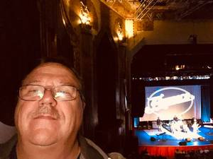 William attended America at the Paramount Theatre on Sep 27th 2018 via VetTix