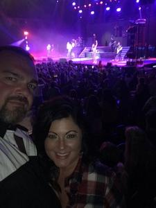 David Winters attended Brett Eldredge: the Long Way Tour - Country on Oct 4th 2018 via VetTix