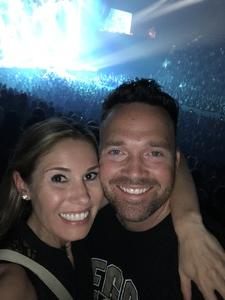 David attended Fall Out Boys on Sep 28th 2018 via VetTix