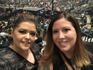 Kristen attended Fall Out Boys on Sep 28th 2018 via VetTix