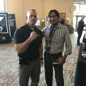 Debo attended Clever Talks: Made in America Vet Tix Exclusive on Oct 11th 2018 via VetTix
