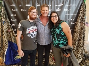 Lia attended Clever Talks: Made in America Vet Tix Exclusive on Oct 11th 2018 via VetTix