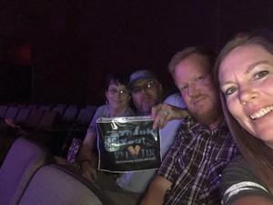 Robert attended Big Church Night Out on Oct 12th 2018 via VetTix