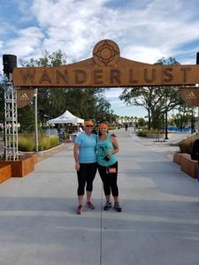 Rick attended Wanderlust 108 Tampa - a 5k, Yoga and Meditate Festival on Nov 3rd 2018 via VetTix