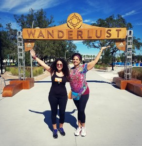 Nawii attended Wanderlust 108 Tampa - a 5k, Yoga and Meditate Festival on Nov 3rd 2018 via VetTix