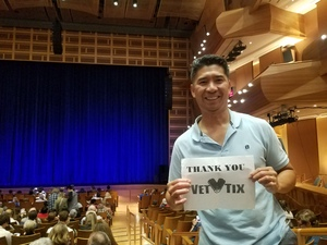 ROMEO attended The Chinese Warriors of Peking on Oct 5th 2018 via VetTix