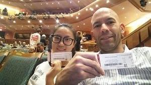 Joshua attended The Chinese Warriors of Peking on Oct 5th 2018 via VetTix