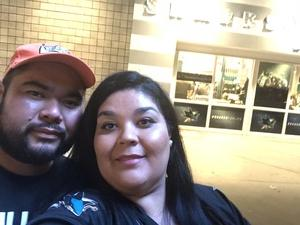 Silverio attended San Jose Barracuda vs. Ontario Reign - AHL on Oct 5th 2018 via VetTix