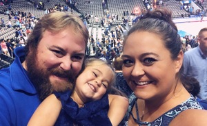 Jacob attended Dallas Mavericks vs. Beijing Ducks - NBA on Sep 29th 2018 via VetTix
