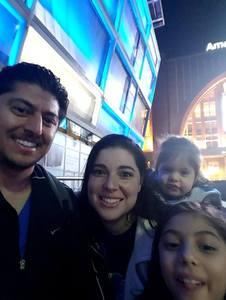 Hector attended Dallas Mavericks vs. Beijing Ducks - NBA on Sep 29th 2018 via VetTix