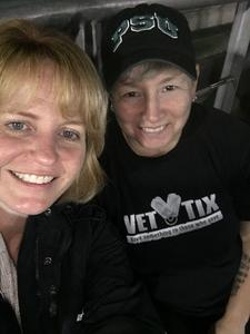 Bernice attended Portland State University Vikings vs. Idaho State - NCAA Fooball on Nov 3rd 2018 via VetTix