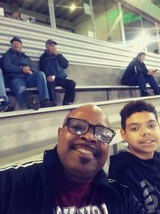 Leanders attended Portland State University Vikings vs. Idaho State - NCAA Fooball on Nov 3rd 2018 via VetTix