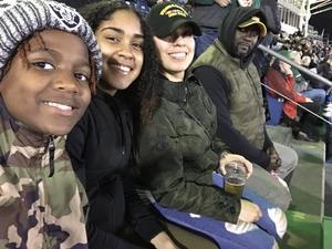 Jennifer attended Portland State University Vikings vs. Idaho State - NCAA Fooball on Nov 3rd 2018 via VetTix