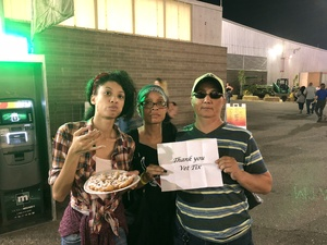Leilani attended Arizona State Fair Armed Forces Day - Tickets Are Only Good for Oct. 19 - *See Notes on Oct 19th 2018 via VetTix