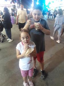 Sergio attended Arizona State Fair Armed Forces Day - Tickets Are Only Good for Oct. 19 - *See Notes on Oct 19th 2018 via VetTix